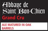 BFM Abbaye De Saint Bon Chien Grand Cru beer