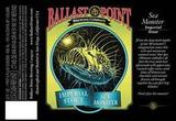 Ballast Point Sea Monster Whiskey Barrel Aged beer