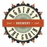 Against the Grain Hot for Peacher beer