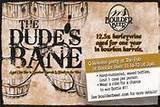 Boulder Beer Dude's Bane beer