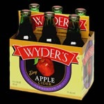 Wyder's Dry Apple Cider beer