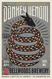 Bellwoods Donkey Venom Beer