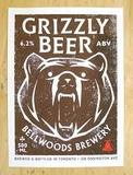 Bellwoods Grizzly Beer Beer