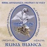 Montegioco Runa Bianca beer
