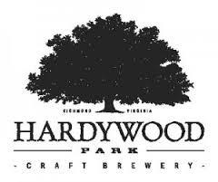 Hardywood Hazlenut Stout beer Label Full Size
