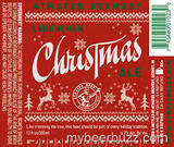 Atwater Lebkuchen Christmas Ale Beer