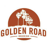 Golden Road Back Home Gingerbread Stout beer
