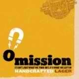 Omission Gluten Free Lager beer Label Full Size
