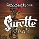 Crooked Stave Surette Provision Saison Autumn Beer