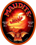 Unibroue Maudite Beer