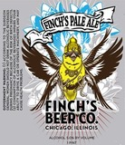 Finch's Pale Ale Beer