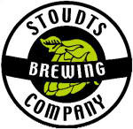 Stoudts Session IPA beer Label Full Size