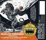 Kulshan Headless Horseman Pumpkin Ale beer