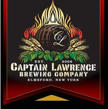 Captain Lawrence Barrel Select Pomegranate Sour beer Label Full Size