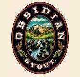 Deschutes Obsidian Stout beer Label Full Size