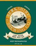 Berkshire Lost Sailor IPA Nitro beer