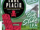 Lake Placid Big Slide IPA beer