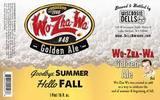 Wisconsin Dells Wo-Zha-Wa Ale beer