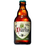 Abbey Saint Martin Organic Triple Ale beer
