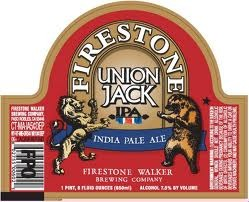 Firestone Walker Union Jack IPA Beer