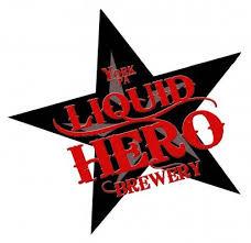 Liquid Hero Red Over Heels IPA beer Label Full Size