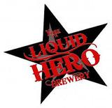 Liquid Hero Red Over Heels IPA beer
