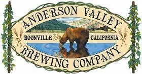 Anderson Valley Blood Orange Gose Beer