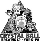 Crystal Ball Stout beer