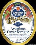 Schneider Aventinus Cuvee Barrique 2014 beer