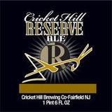Cricket Hill Bourbon Barrel Imperial Porter 2013 beer