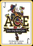 Ace Joker Apple Cider Beer