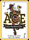 Ace Joker Apple Cider beer
