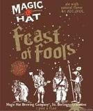Magic Hat Feast of Fools Raspberry Stout beer