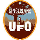 Harpoon UFO Gingerland Beer