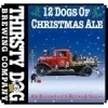 Thirsty Dog 12 Dogs of Christmas Ale w/Cherries beer