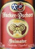 Paulaner Hacker-Pschorr Animator beer