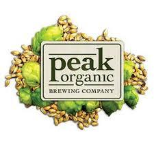 Peak Organic Oatmeal Stout Nitro beer Label Full Size