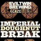 Evil Twin Imperial Doughnut Imperial beer