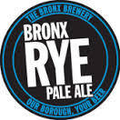 Bronx Rye Pale Ale with Toasted Oak Chips beer