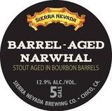 Sierra Nevada Bourbon Barrel Aged Narwhal Beer
