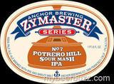 Anchor Zymaster Series No. 7 Potrero Hill Sour-Mash IPA beer