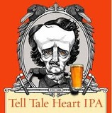 RavenBeer Tell Tale Heart IPA beer