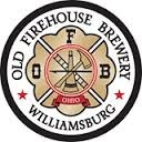 Old Firehouse Pin Up Girl blonde Beer