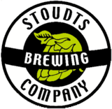 Stoudt's Fat Dog Barrel Aged Chocolate Coconut beer