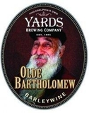 Yards Old Bartholomew beer