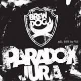 BrewDog Paradox Jura 2012 beer