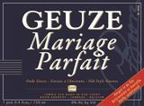 Boon Oude Geuze Mariage Parfait 2010 beer