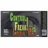 51st Ward Control Freak Beer