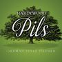 Hardywood Park Pilsner beer Label Full Size