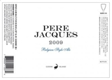 Goose Island Pere Jacques beer